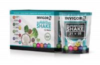 INVIGOR8 Superfood shake - 43g (12 pack)