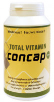 Concap Total Vitamin - 120 caps