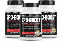 BRL Epo-Boost - 120 capsules (3 pack)