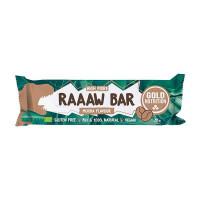 GoldNutrition RAAAW Bar - Bio & 100% Natural - 24 x 35 grams