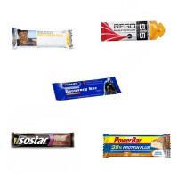 Try 5 recovery bars for €7.95