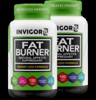 INVIGOR8 Fat Burner - 120 capsules (2 pack)