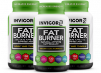 INVIGOR8 Fat Burner - 120 capsules (3 pack)
