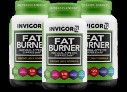 INVIGOR8 Fat Burner - 120 capsules (3 pack)