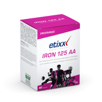 Etixx Iron AA Chelaat 125 - 90 Caps