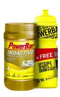 PowerBar IsoActive 600 grams  + Free Bidon