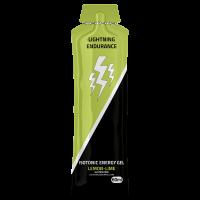 Lightning Endurance Isotonic Energy Gel - Lemon/Lime - 1 x 60 ml