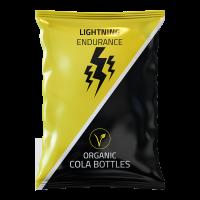 Lightning Endurance Cola Bottles - 1 x 70 grams