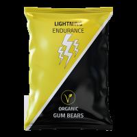 Lightning Endurance Gum Bears - 1 x 70 grams