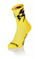 Lightning Socks Classic Yellow