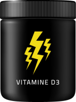 Lightning Vitamin D3 - 90 capsules