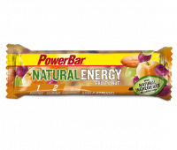 PowerBar Natural Energy Fruit & Nut Bar - 24 x 40g
