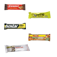 Try 5 energy bars for €6.95