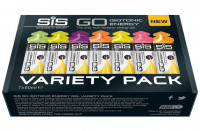 SIS GO Isotonic Energy Gel Variety Pack - 7 x 60ml