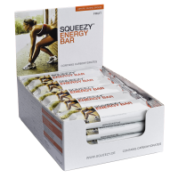 Squeezy Energy Bar - 20 x 50g