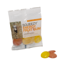 Squeezy Energy Fruit Gum - 40 x 50g